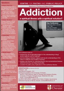 Addiction: A Spiritual Illness with a Spiritual Solution