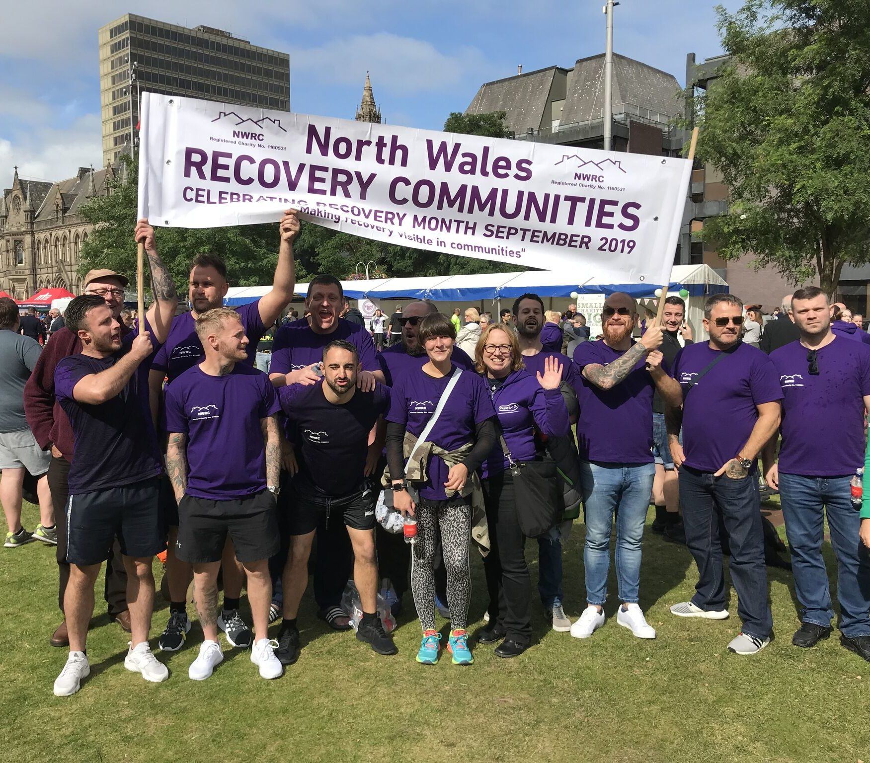NRWC group in Middlesbrough